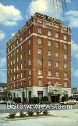 Hotel Warwick  - Newport News, Virginia VA Postcard