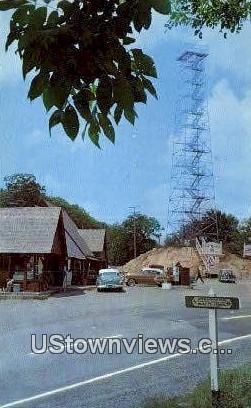 Big Walker Lookout  - Wytheville, Virginia VA Postcard