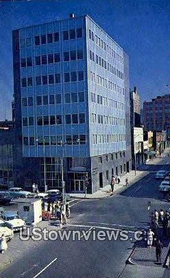 First Federal Savings And Loan Association - Roanoke, Virginia VA Postcard