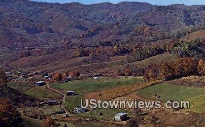 Misc, Virginia, VA, Postcard