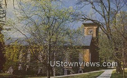 The Lee Memorial Chapel  - Lexington, Virginia VA Postcard