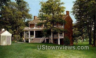Mclean House  - National Historical Park, Virginia VA Postcard