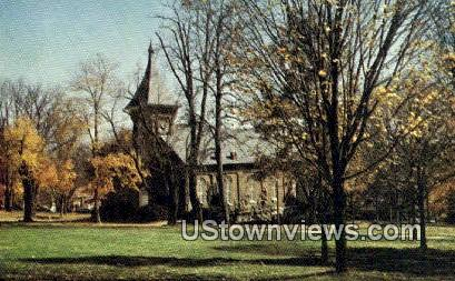 Lee Memorial Chapel  - Lexington, Virginia VA Postcard