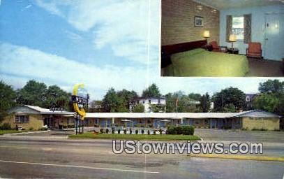 Twi-Lite Motel  - Front Royal, Virginia VA Postcard