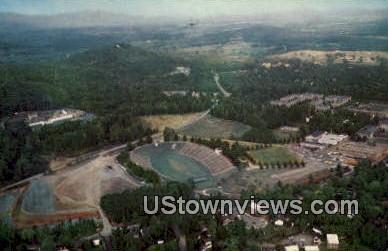 Scott Stadium  - Charlottesville, Virginia VA Postcard