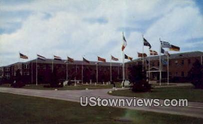 NATO Headquarters  - Norfolk, Virginia VA Postcard