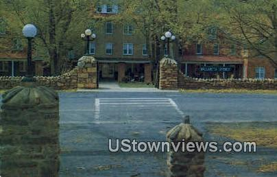 Hotel  - Harrisonburg, Virginia VA Postcard