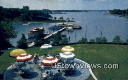 The Tides Inn  - Irvington, Virginia VA Postcard