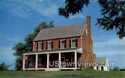 Appomattox Court House  - Virginia VA Postcard