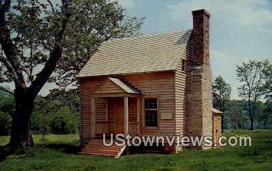 The Kelly House  - Appomattox, Virginia VA Postcard
