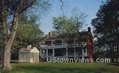 The Mclean House  - Appomattox, Virginia VA Postcard