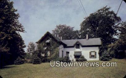 Stonewall Jacksons Headquarters  - Winchester, Virginia VA Postcard