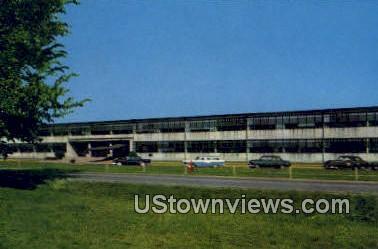 Transportation School  - Fort Eustis, Virginia VA Postcard