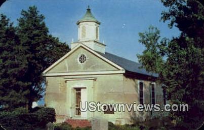 Grace Episcopal Church  - Yorktown, Virginia VA Postcard