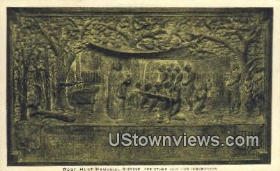 Robert Hunt Memorial Shrine  - Jamestown, Virginia VA Postcard