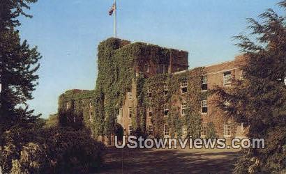 Fishburne Military School  - Waynesboro, Virginia VA Postcard