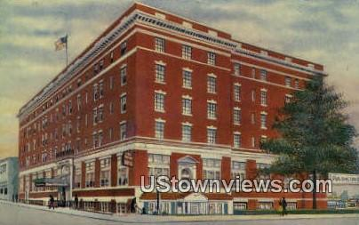 The George Washington Hotel  - Winchester, Virginia VA Postcard