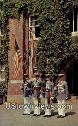 Fishburne Military School Waynesboro - Virginia VA Postcard
