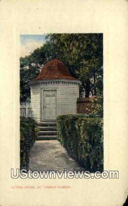 School House  - Mount Vernon, Virginia VA Postcard