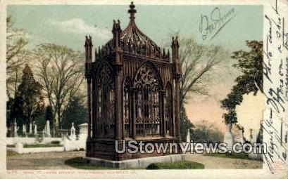 Tomb Of James Monroe  - Richmond, Virginia VA Postcard