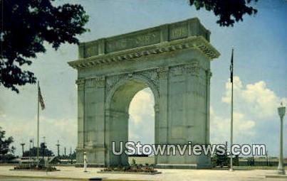1917 Victory 1918  - Newport News, Virginia VA Postcard
