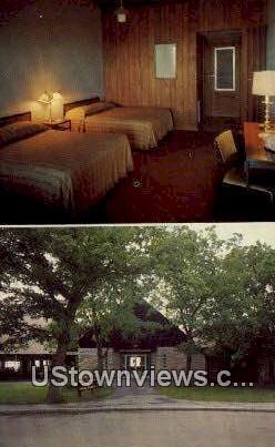 Big Meadows Lodge - Shenandoah National Park, Virginia VA Postcard