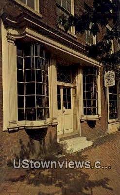 Stabler Lead beater Apothecary Shop  - Alexandria, Virginia VA Postcard
