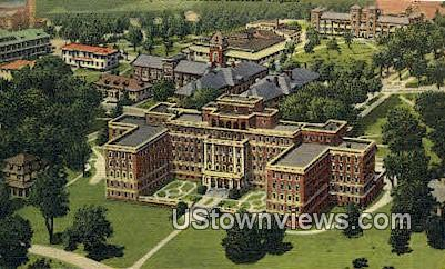 Veterans Facility Administration   - Phoebus, Virginia VA Postcard