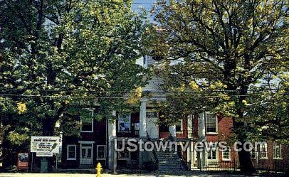 Pittsylvania County Court House - Chatham, Virginia VA Postcard