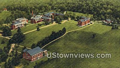 Sweet Briar College And Campus  - Virginia VA Postcard