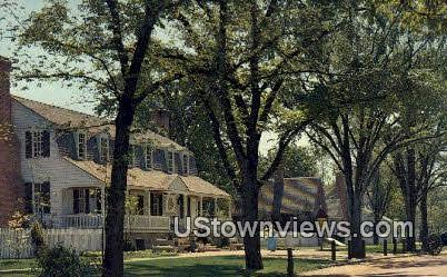 Christiana Campbell's Tavern - Williamsburg, Virginia VA Postcard