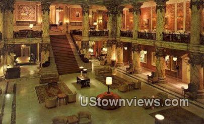 Jefferson Hotel  - Richmond, Virginia VA Postcard