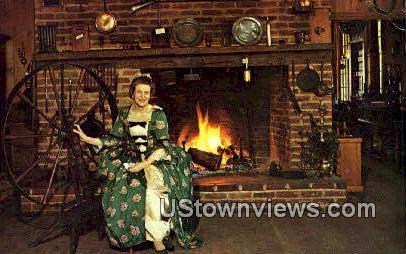 Evans Farm Inn  - Mclean, Virginia VA Postcard