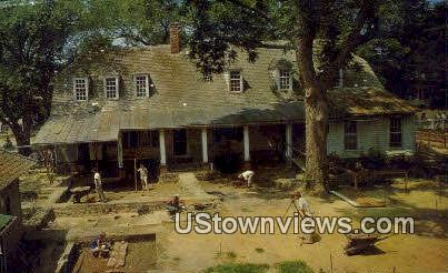 Mr Wetherburns Tavern  - Williamsburg, Virginia VA Postcard