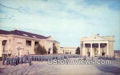 Staunton Military Academy  - Virginia VA Postcard