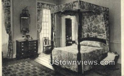 Mothers Room at Stanford Hall  - Westmoreland County, Virginia VA Postcard
