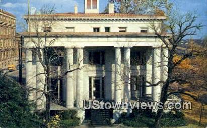 The White House The Confederacy  - Richmond, Virginia VA Postcard
