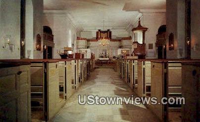 Bruno Parish Church  - Williamsburg, Virginia VA Postcard