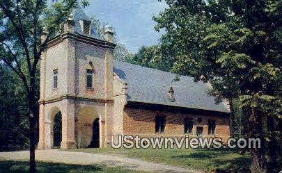Saint Peters Episcopal Church  - New Kent County, Virginia VA Postcard