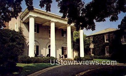 Hoxton House  - Alexandria, Virginia VA Postcard