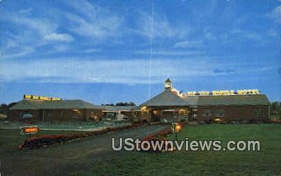 Rip Van Winkle Motel  - Warrenton, Virginia VA Postcard