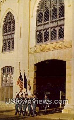 Military Institute  - Lexington, Virginia VA Postcard