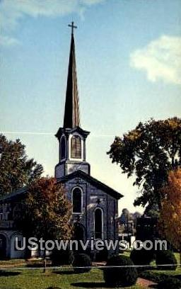 St Stephens Episcopal Church  - Culpeper, Virginia VA Postcard