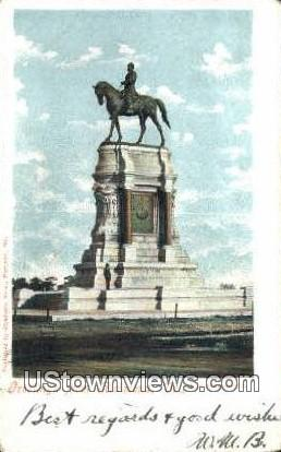 Greetings From - Richmond, Virginia VA Postcard