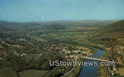 James River  - Shenandoah Valley, Virginia VA Postcard