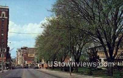 Downtown  - Roanoke, Virginia VA Postcard