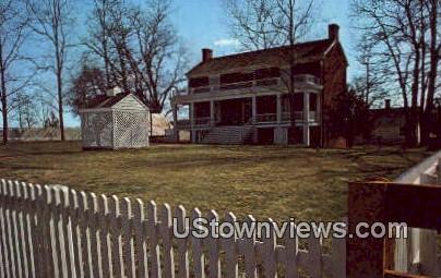 Mclean House  - Appomattox County, Virginia VA Postcard