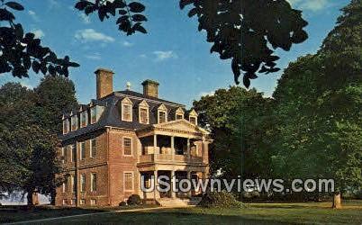 Shirley Plantation  - Charles City, Virginia VA Postcard