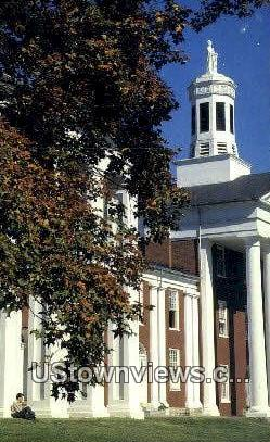 Washington Lee University  - Lexington, Virginia VA Postcard