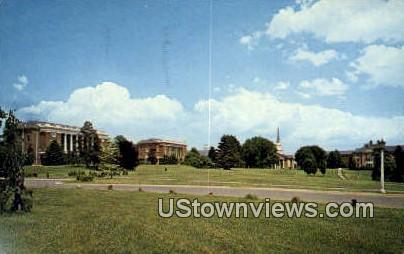 Sweet Briar College  - Virginia VA Postcard